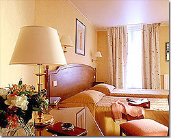 Hotel Eiffel Kennedy Paris - Hotel 3* star Paris near 16eme arrondissement.